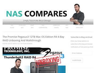 nascompares.com screenshot