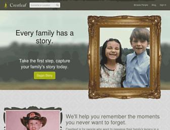 Thumbshot of Crestleaf.com