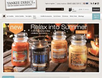 Thumbshot of Yankeedirect.com