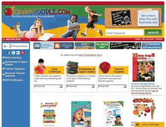 schoodoodle.com screenshot