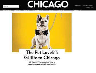 chicagomag.com screenshot