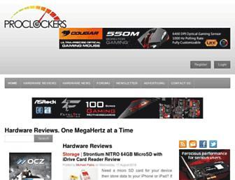 proclockers.com screenshot