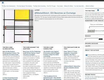 retheauditors.com screenshot