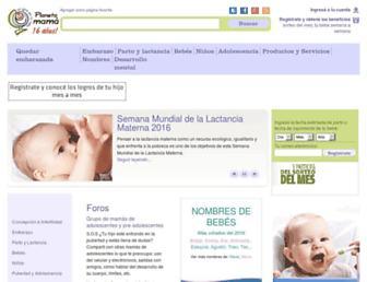 planetamama.com.ar screenshot
