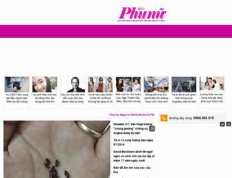 Fullscreen thumbnail of phunuonline.com.vn
