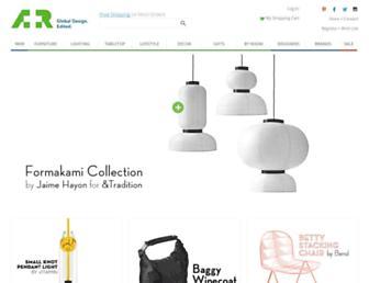 aplusrstore.com screenshot