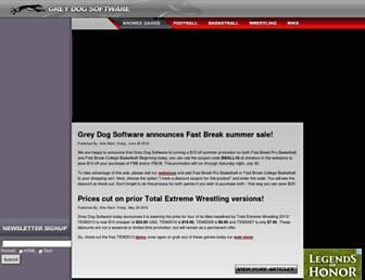 Thumbshot of Greydogsoftware.com