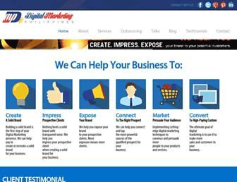 digitalmarketingphilippines.com screenshot