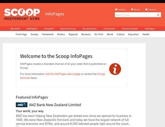 info.scoop.co.nz screenshot