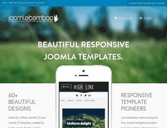 Thumbshot of Joomlabamboo.com
