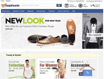 Thumbshot of Shophunk.com