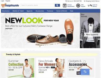 Thumbshot of Shophunk.com