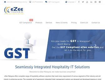 ezeetechnosys.com.my screenshot