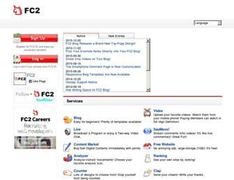 Thumbshot of Fc2.com