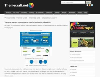 themecraft.net screenshot