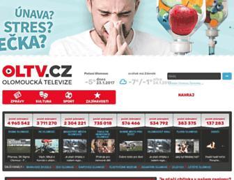 oltv.cz screenshot