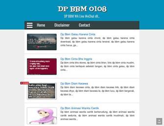 dpbbm0108.blogspot.com screenshot