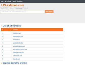 lpaystation.com screenshot