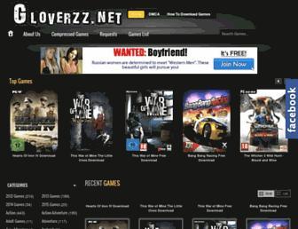 Thumbshot of Gloverzz.net