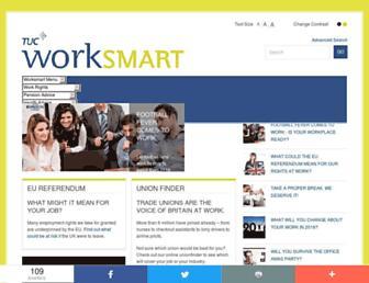 worksmart.org.uk screenshot