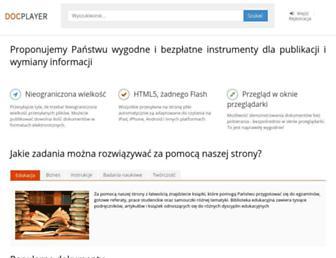 docplayer.pl screenshot