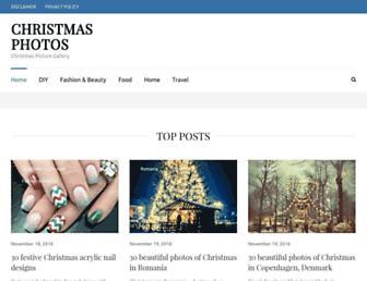 christmasphotos.co screenshot
