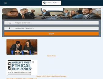 jobs.ajg.com screenshot