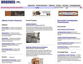 woodweb.com screenshot
