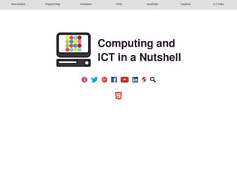 advanced-ict.info screenshot