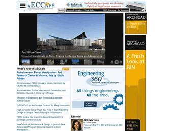 aeccafe.com screenshot