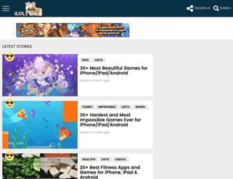 ilols.com screenshot