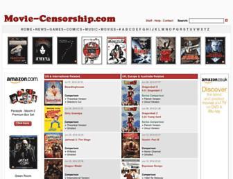 Thumbshot of Movie-censorship.com