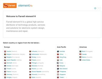 Thumbshot of Farnell.com