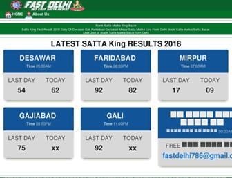 fastdelhi.com screenshot