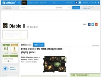 diablo-ii.en.softonic.com screenshot