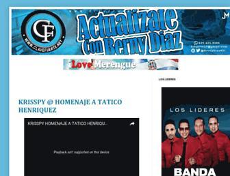clavefuerte.blogspot.com screenshot