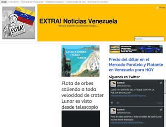 noticiasvenezuela.info screenshot