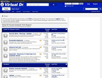 Thumbshot of Virtualdr.com