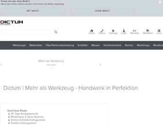 Thumbshot of Mehr-als-werkzeug.de