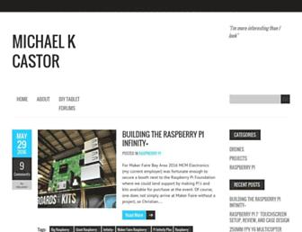 Thumbshot of Mkcastor.com