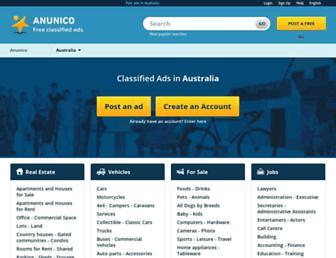 Thumbshot of Anunico-au.com