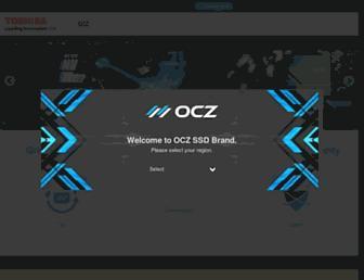 Thumbshot of Ocz.com