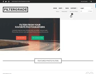 filtergrade.com screenshot