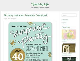 quant-bg.info screenshot