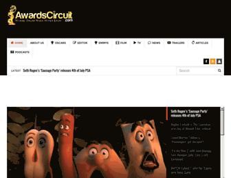 Thumbshot of Awardscircuit.com