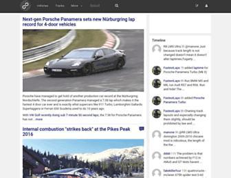Thumbshot of Fastestlaps.com