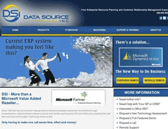 datasourceinc.net screenshot