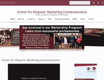 hmc.comm.fsu.edu screenshot