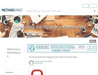 methodspace.com screenshot