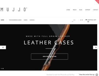 Thumbshot of Mujjo.com